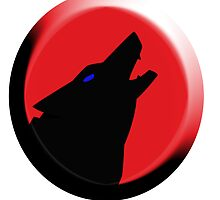 Halo Reach Wolf Logo by FloppyNovice