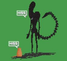 Alien Vs Jonesy by Midgetcorrupter