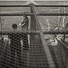In the Nets by John Violet