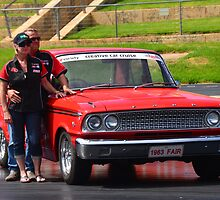 63 Fairlane by Neil Bushby
