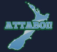 ATTABOI! Kiwi New Zealand funny saying Bro by jazzydevil