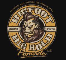 Big Foot Pomade by HeartattackJack