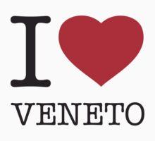 I ♥ VENETO by eyesblau