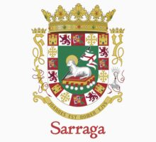 Sarraga Shield of Puerto Rico by William Martin