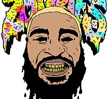 Flatbush ZOMBiES Logo x JUICE by Ben McCarthy