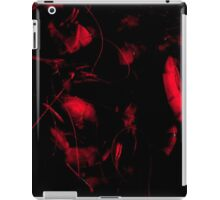 Abstract shapes in space iPad Case/Skin