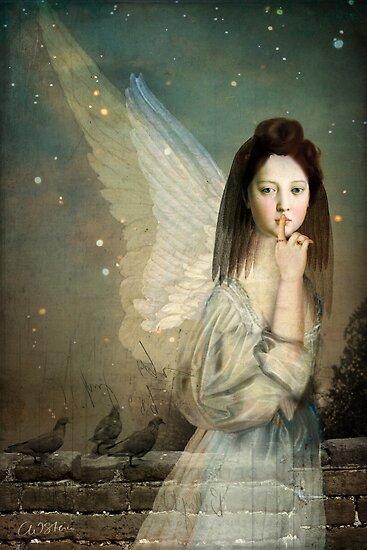Silence by Catrin Welz-Stein