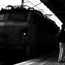 Freight train ... by Berns