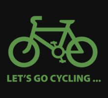 Let's Go Cycling... by BrightDesign