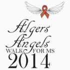 Algers Angels (MS Walk T-Shirts) by BewareMySpooks