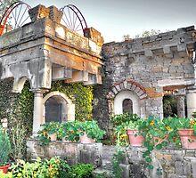 Festival Hill Gardens by venny