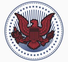 USA Eagle Seal by Bethany-Bailey
