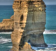 The Sisters, Great Ocean Road, Victoria by Adrian Paul