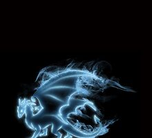 dragon patronus by c-chenard
