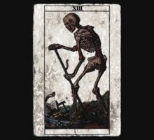 Tarot Death Card XIII by Degen072183