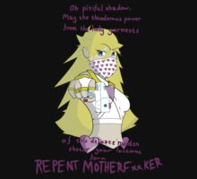 Repent MotherfXXker by misterspotswood