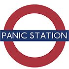 Panic Station by AngelCisneros