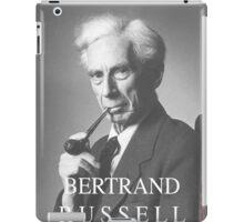 Bertrand Russell (2) iPad Case/Skin