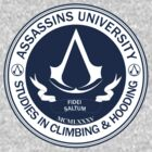 Assassins University - Climbing & Hooding by Chronotaku