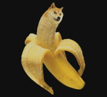 Doge shibe banana by 1to7