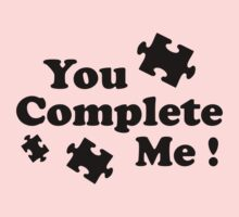 Your Complete Me by BrightDesign