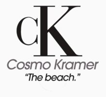 Cosmo Kramer Seinfeld - The Beach cologne. by 1to7