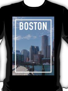 BOSTON FRAME T-Shirt