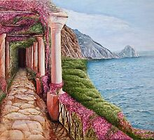 Scenic Capri by gregoryalex