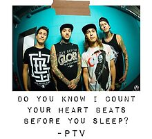 Pierce The Veil by staypositivemg