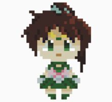 Sailor Jupiter Pixels by Astrotoast