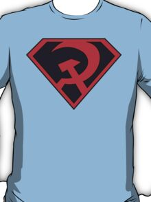 Red Son - Superman T-Shirt