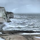 Erosion at Brighton by Larry Lingard-Davis