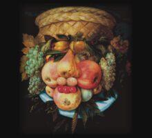 Giuseppe Arcimboldo - Fruit Basket by William Martin