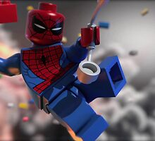 Lego Marvel Spider-Man by TheTavo32