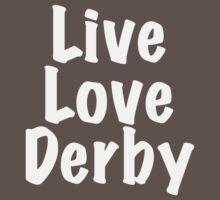 Live Love Derby Kids Clothes