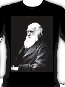 Charles Darwin | The Wighte Collection T-Shirt