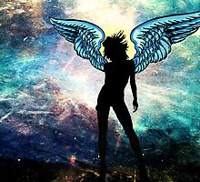 The Universe is my Angel by Denis Marsili - DDTK