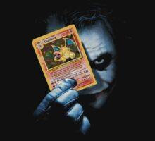 Charizard Pokemon Joker Card by 1to7
