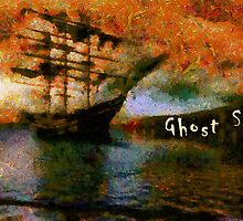 Ghost ship by Fernando Fidalgo