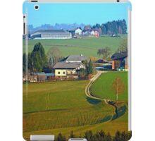 Beautiful traditional farmland scenery II | landscape photography iPad Case/Skin