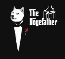 Doge is: The Shibe Dogefather. Much wow! by 1to7