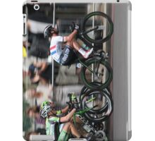 Mark Cavendish Tour of Britain 2013 iPad Case/Skin