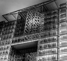Bank of America London by DavidHornchurch