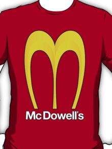 McDowell's - Home of the Big Mick T-Shirt