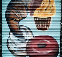 Bakery by StreetArtCinema