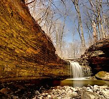 Clifty Falls by Mark Cooper