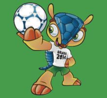 Mascot: 2014 World Cup by Matthew Durigon