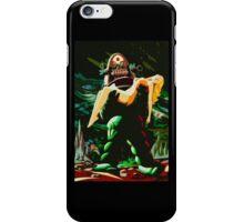 Forbidden Planet Retro Print iPhone Case/Skin