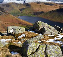 The Scafells by Jeanie