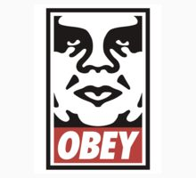 Obey Official by FlubDesign